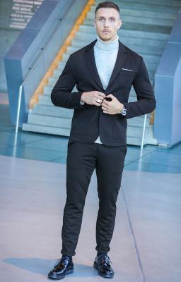 Comfort Suit Black