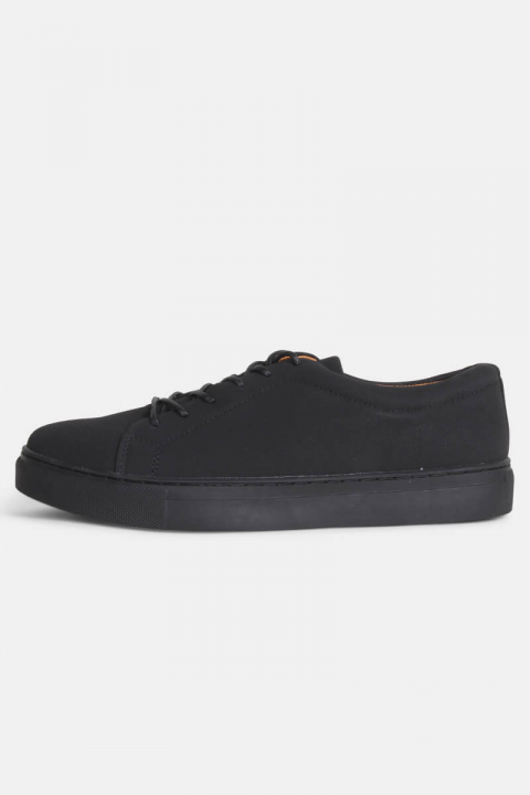 Image of Kronstadt Beckenbauer Low Sneakers Black/Black (1524482102-40)