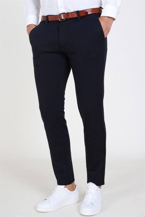 Only & Sons Mark Herringbone Pants Insignia Blue