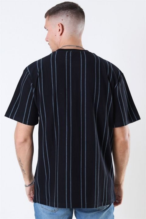 Woodbird Craz Soccer T-shirt Black