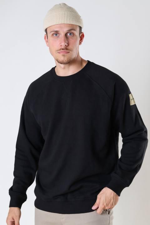 Køb Denim project DP orlando crew 001 Black