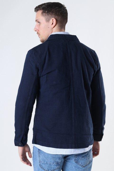 Selected SLHWINSTED BLAZER JACKET W Navy Blazer