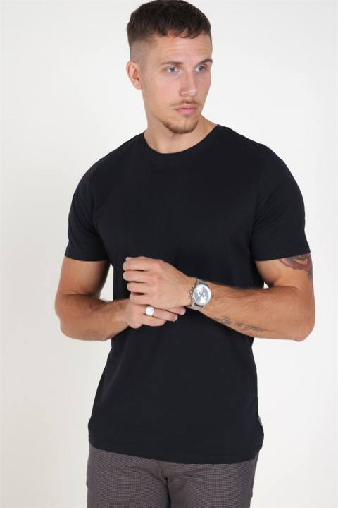 Jack & Jones Organic Basic Tee SS O-Neck Noos Black
