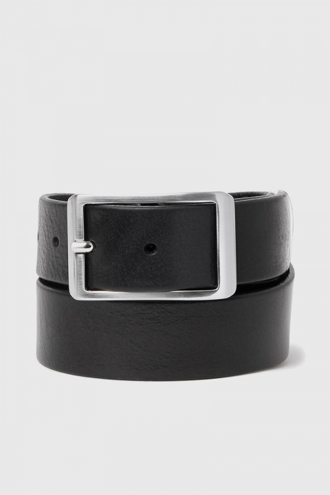 Saddler 78608 Black Bælte
