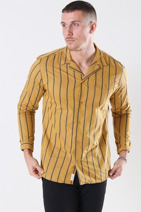 Les Deux Smierre Shirt Yellow Sunflower