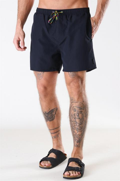 Only & Sons Ted GD 6135 Badeshorts Black