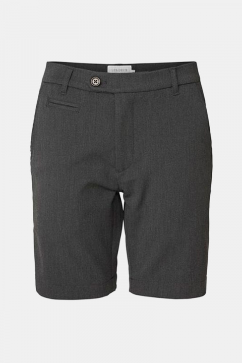 Les Deux Como Shorts Grey Melange