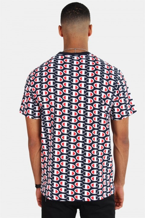 Champion Crewneck T-shirt NNY/Allover