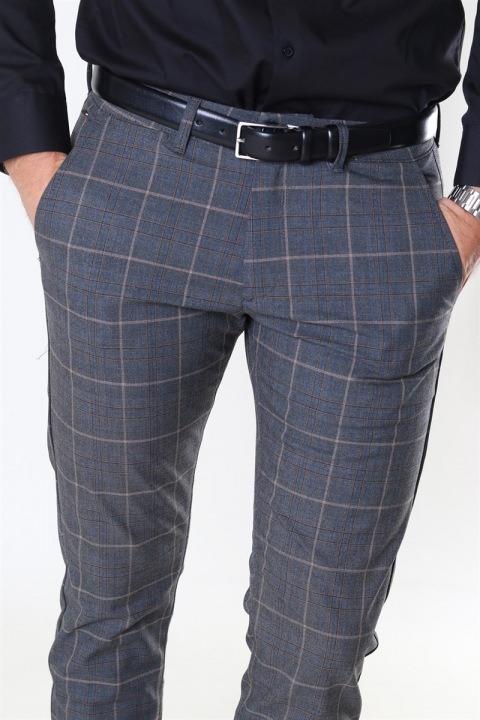 Gabba Paul Nili Check Pant Brown Check