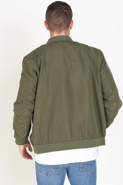Only & Sons Jack Bomber Olive Night