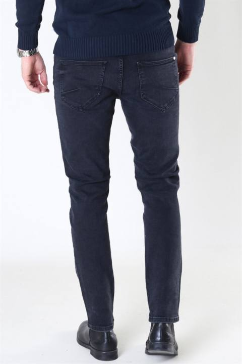 Solid Joy Jeans Black