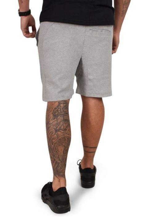 Interlock Sweatshorts Grey