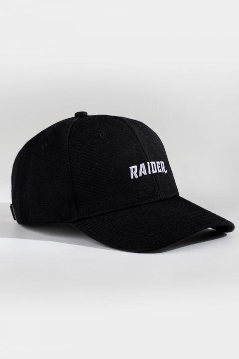 Northern Legacy NL Raider Dad Cap Black/white