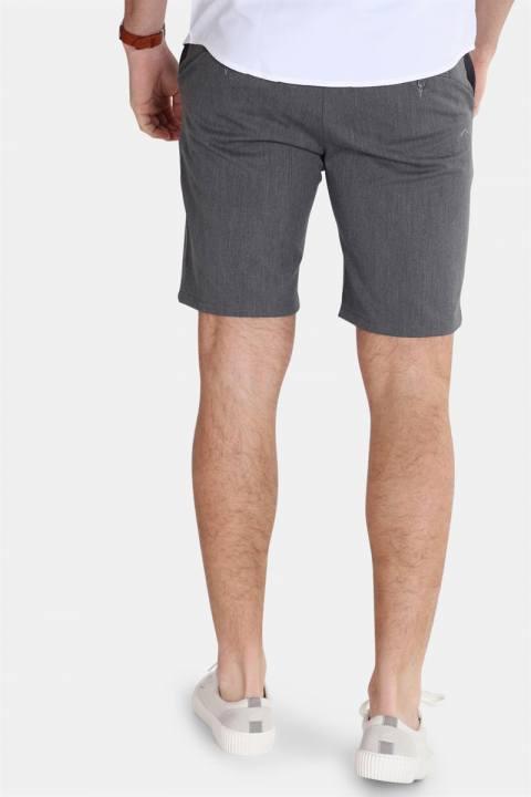 WoodBird Steffen Twill Shorts Light Grey