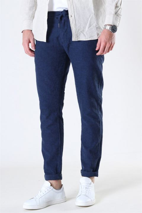 Image of Lindbergh Bukser Dark Blue (1589879733-S)