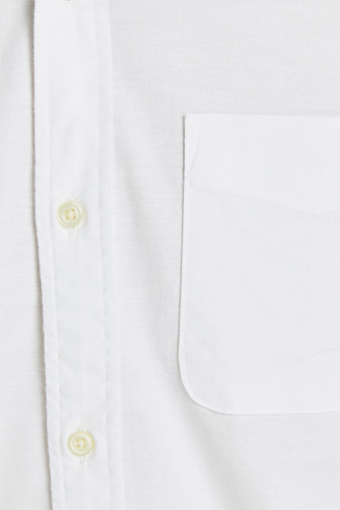 Jack & Jones JPRBLUBROOK OXFORD SHIRT L/S NOOS White SLIM FIT