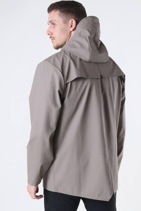 Rains Jacket 17 Taupe