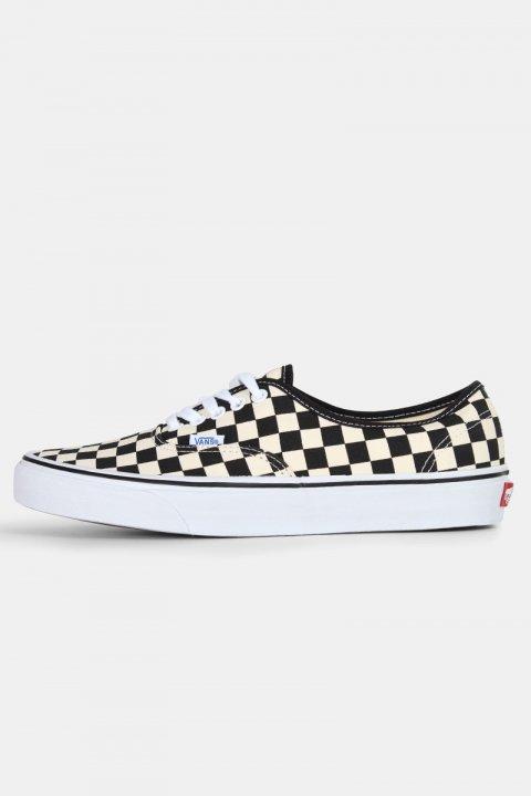Køb Vans Authentic Golden Coast Sneakers Black/White Check