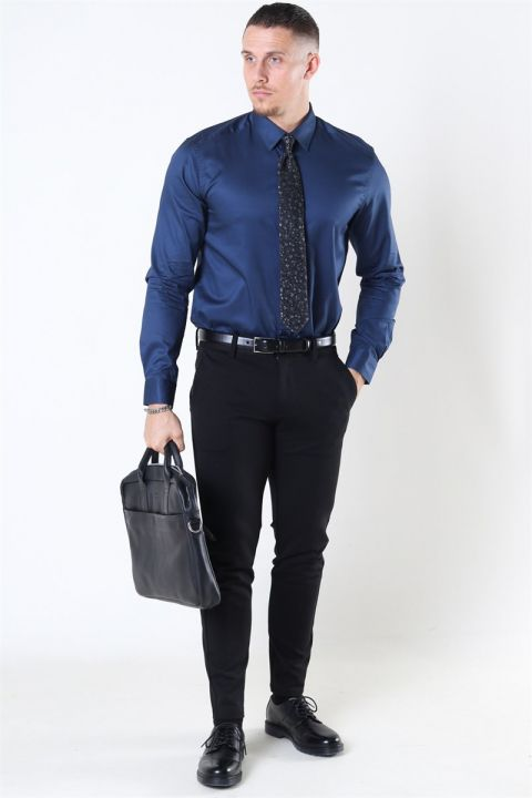 Only & Sons Cafu Life Skjorte Dress Blues