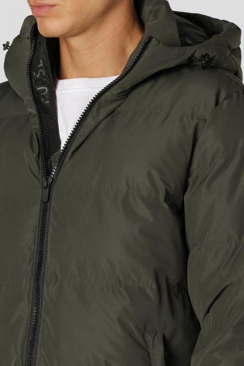 Fat Moose Birk Jacket Beetle Green