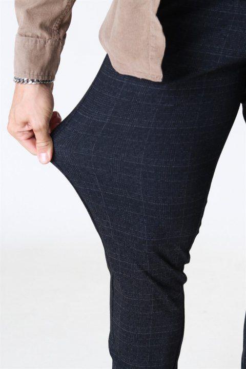 Gabba Pisa Black Shadow Check Pants