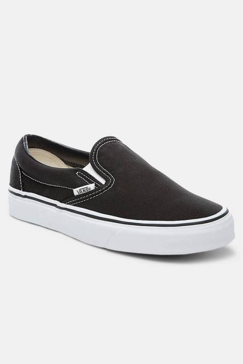 Vans Classic Slip-On Sneakers Black