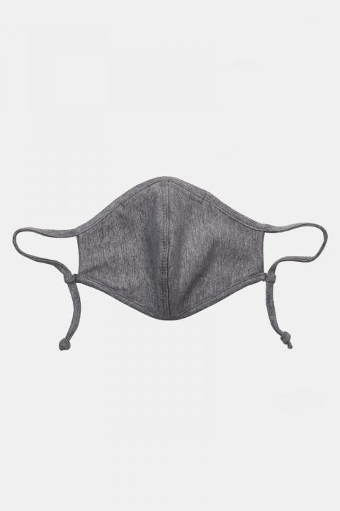 Liebhaveri 3-Pack Mundbind Oxford Grey