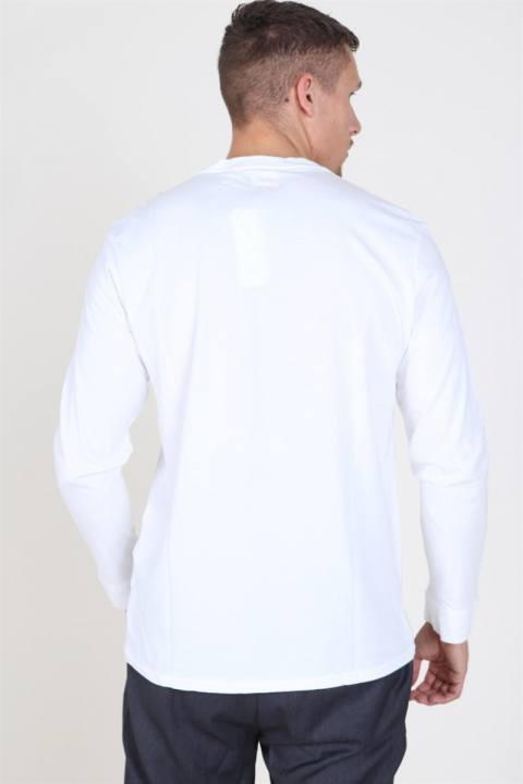 Levis Original HM T-shirt White