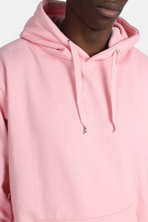 Basic Brand Hooded Sweat Light Red