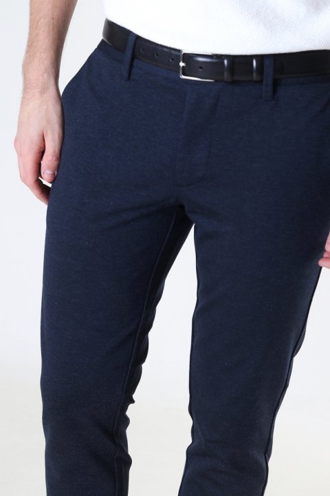 ONLY & SONS ONSMARK TAP PANT MELANGE GD 5833 NOOS Dress Blues
