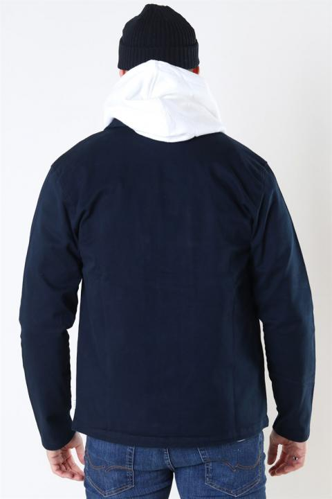 Woodbird Kent Buzz Shirt Navy