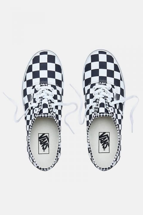Vans Authentic Mix Checker Black/True
