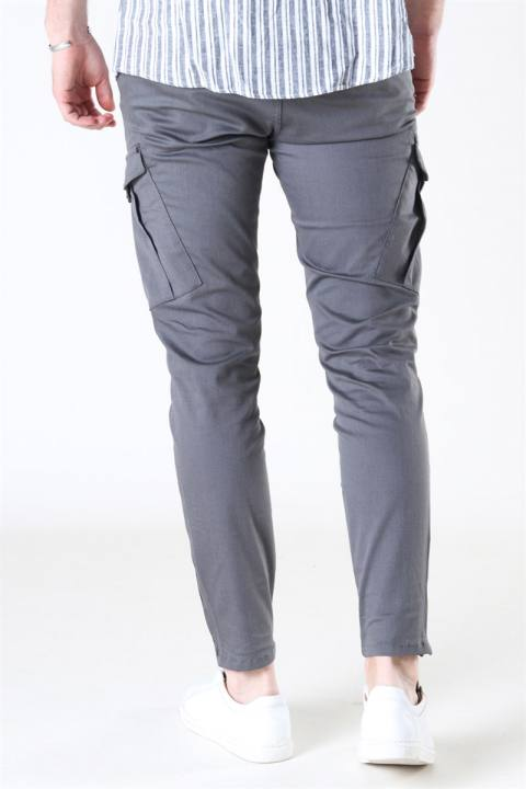 Gabba Pisa Dale Cargo Dale Pants Grey