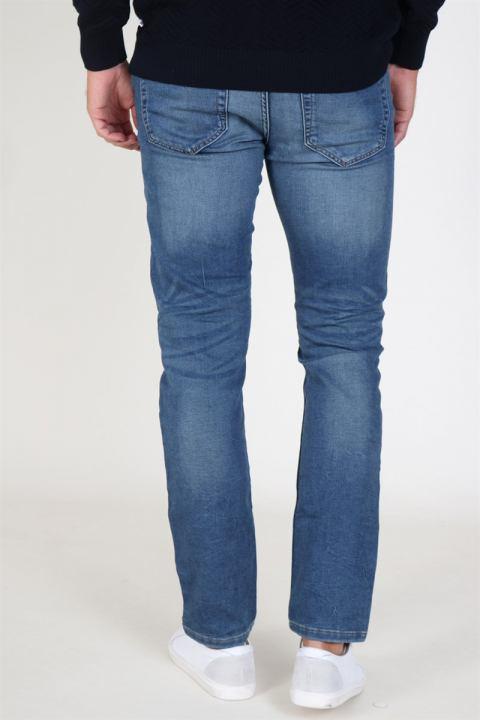 Only & Sons Loom Blue Jog 8472 Jeans Blue Denim