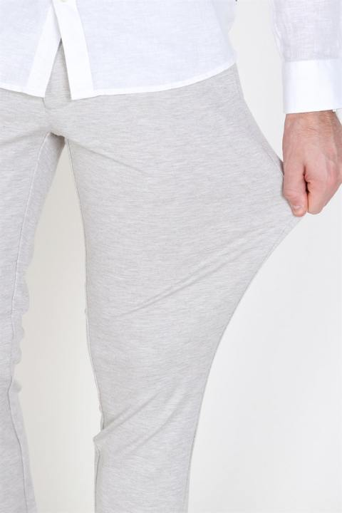 Only & Sons Mark Tap Pants GD 5833 Chinchilla Melange