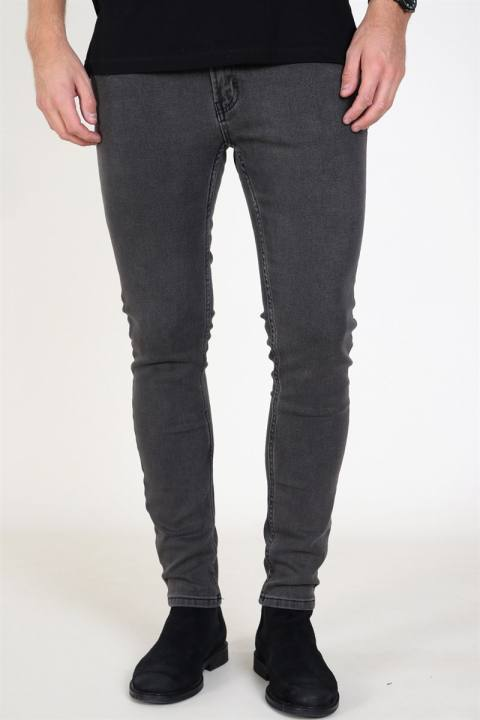 Denim Project Mr. Red Jeans Grey