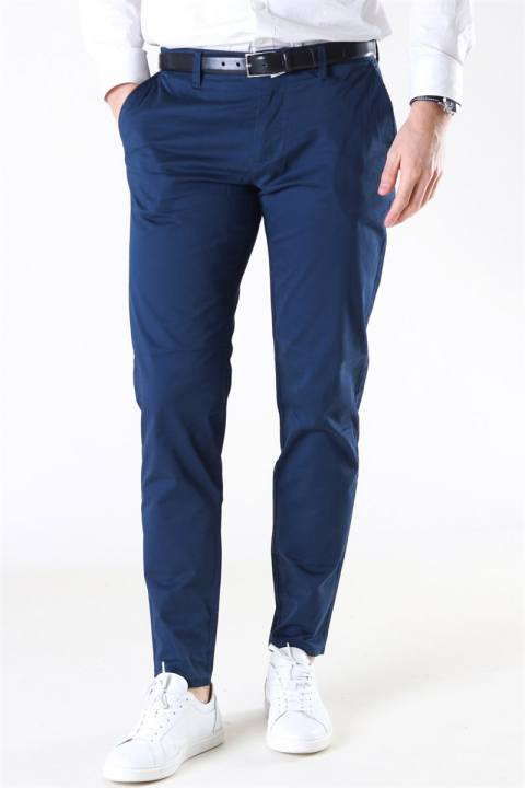 Image of Only & Sons Cam Soft Chino Dress Blue (1585559740-33_32)