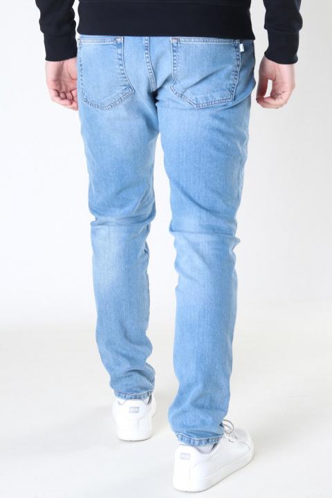 Woodbird Bonji Jeans Blue
