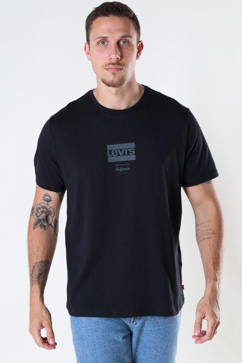 Levis Sportswear Logo Graphic Sport Black