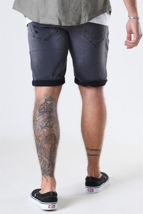 Only & Sons Ply PK 6951 Shorts Grey Denim