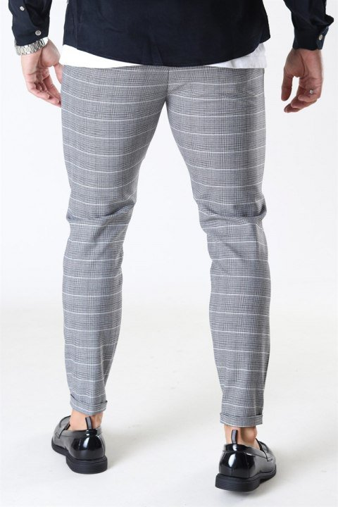 Gabba Pisa Petit Check Pants Brown Check