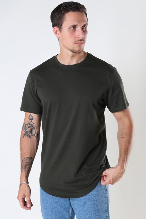 ONLY & SONS ONSMATT LIFE LONGY SS TEE NOOS Forest Night