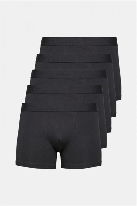 Køb Selected Haiden 5-Pack Trunks Black