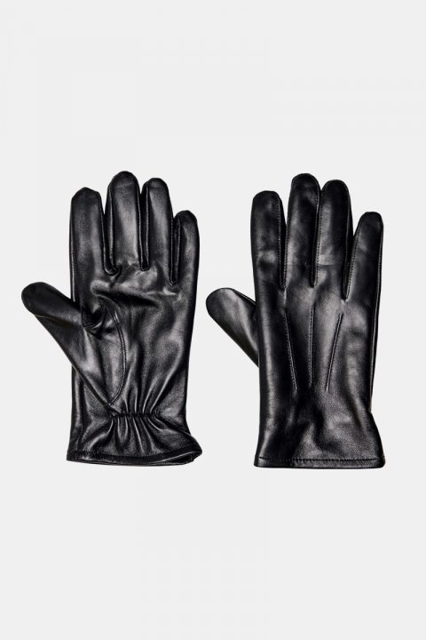 ONLY & SONS ONSFRITZ LEATHER GLOVE Black