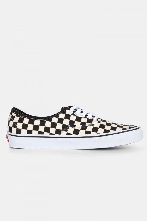 Vans Authentic Golden Coast Sneakers Black/White Check