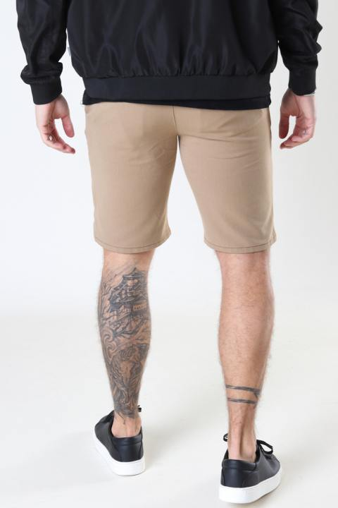 Tailored & Originals 7193104, Shorts - Frederic Tobacco Brown