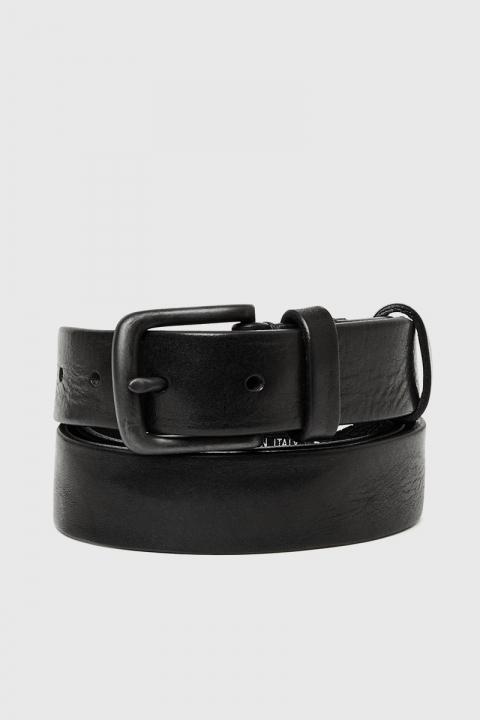 Saddler 78516 Black Bælte