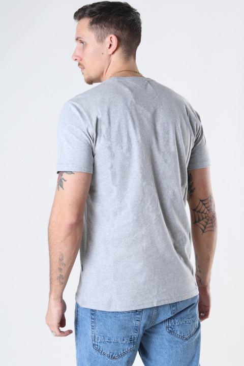 Solid SDPhero Light Grey Melange