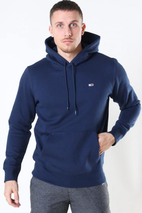 Tommy Jeans Fleece Hoodie Twilight Navy