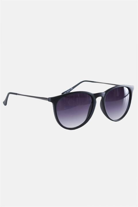 Køb Fashion 1395 Solbrille Black/Gun Grey Gradient Lens